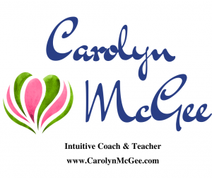 Carolyn McGee - Intuitive Strategist, Coach &Teacher